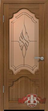 Межкомнатные шпонированные двери «Классика»
