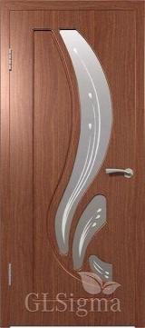 Межкомнатные двери «GreenLine», покрытие ПВХ