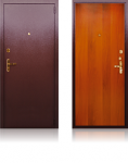Сейф-дверь Берлога ЭК-1